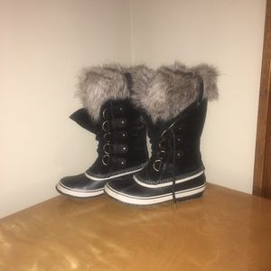 "SOREL ""Joan of Arctic"" Waterproof Snow Boot"
